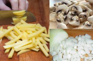 Ингредиенты для блюда 2