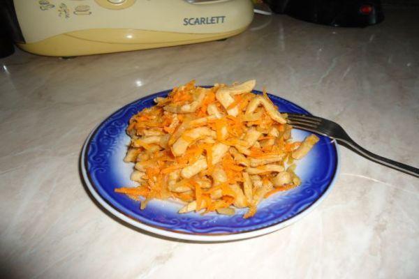 салат из сои