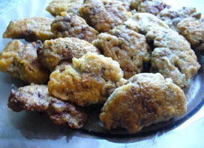Печень куриная в кляре