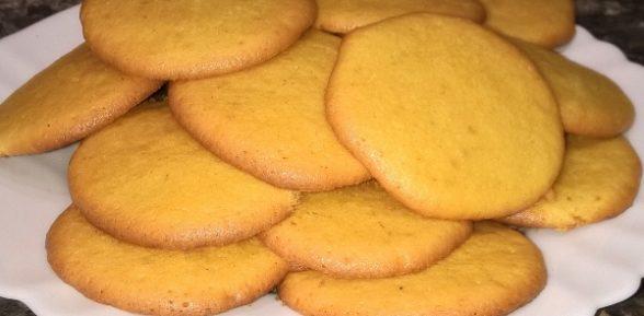 Печенье быстрого приготовления