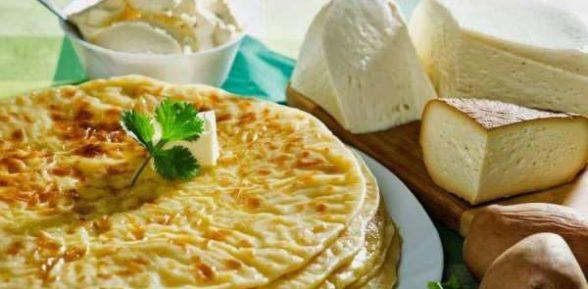 Чуду с картошкой и сыром