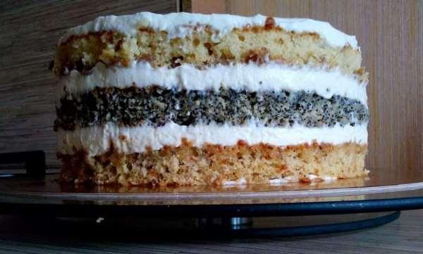 готовый торт барселона