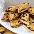 Домашнее печенье с вареньем