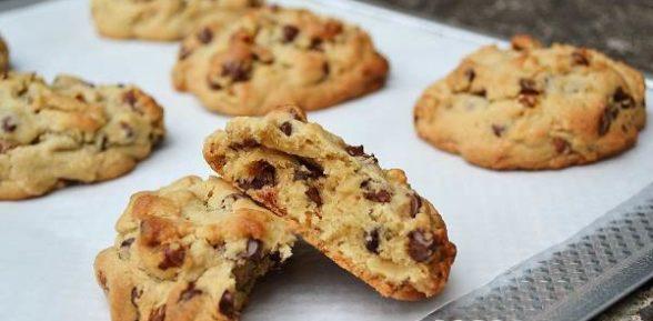 Печенье на быструю руку