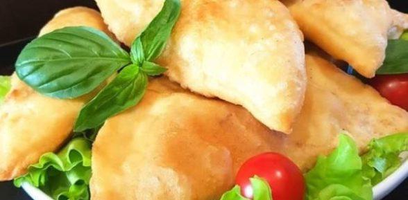 Пирожки на закваске