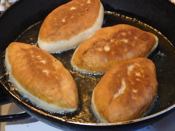 Пирожки с картошкой быстрые