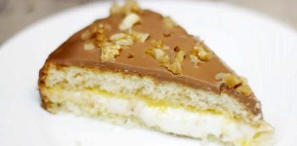 Торт «Искушение Адама»