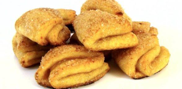 Диетическое печенье из творога