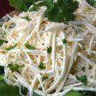 фото салата из сельдерея