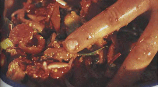 Рецепты канапе на шпажках с фото