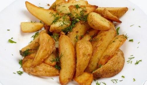 Секреты приготовления картофеля айдахо в духовке
