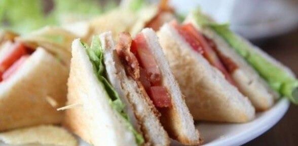 Клубный сэндвич