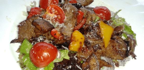 Рецепт торта «Баунти»