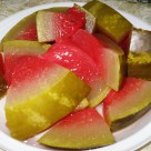 фото маринованного арбуза