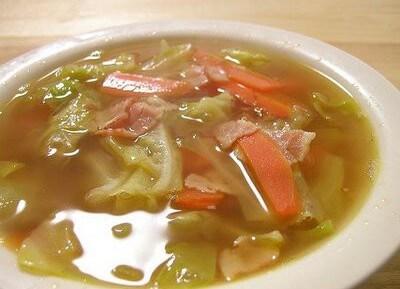 Диета на сельдереевом супе