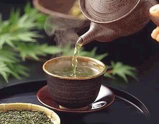 Рецепт к Международному Дню чая