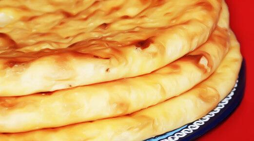 Осетинские пироги – вкусные рецепты из Осетии