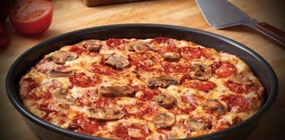 «Секретный» рецепт вкусной пиццы, требующий минимум времени на приготовление
