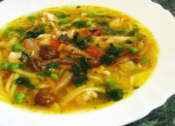 фото супа из подручных продуктов