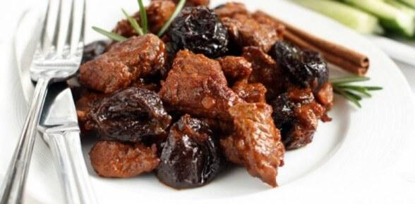 Приготовление говядины с черносливом в мультиварке или рецепты с фото