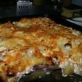 Свинина с картошкой в духовке фото