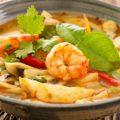 тайландский суп том ям