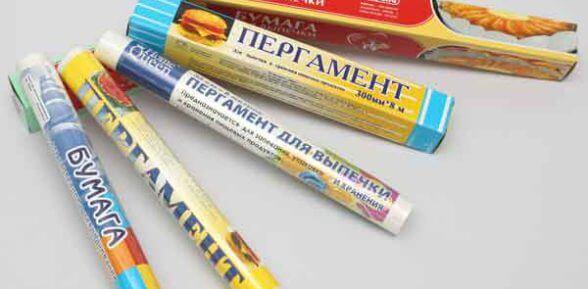В каких случаях смазывают маслом бумагу для выпечки?