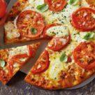 фото пицца Маргарита