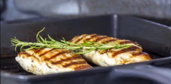 Рецепты куриной грудки на сковородке