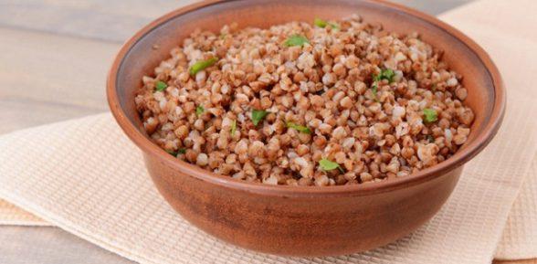 Как вкусно приготовить гречневую кашу на основе воды?