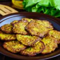 Олдьи из картофеля и кабачков