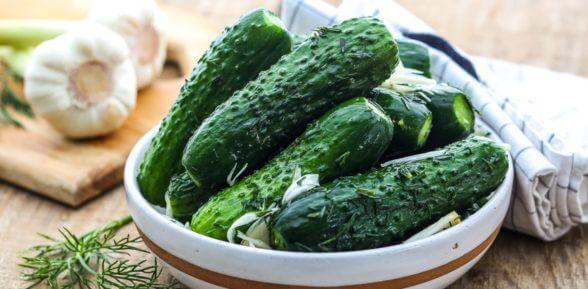 Лучшие рецепты малосольных огурцов – вкусных, хрустящих, домашних, быстрого приготовления
