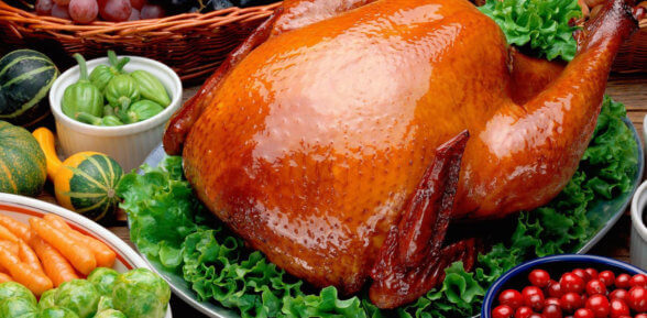 Что приготовить из индейки: 6 вкусных и быстрых рецептов