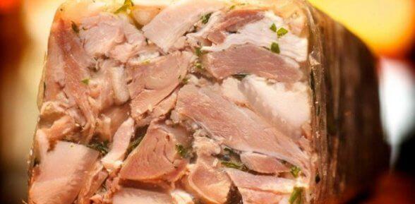 Как приготовить вкусный сальтисон?