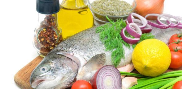 Как составить меню на неделю по средиземноморской диете и какие рецепты популярны в России