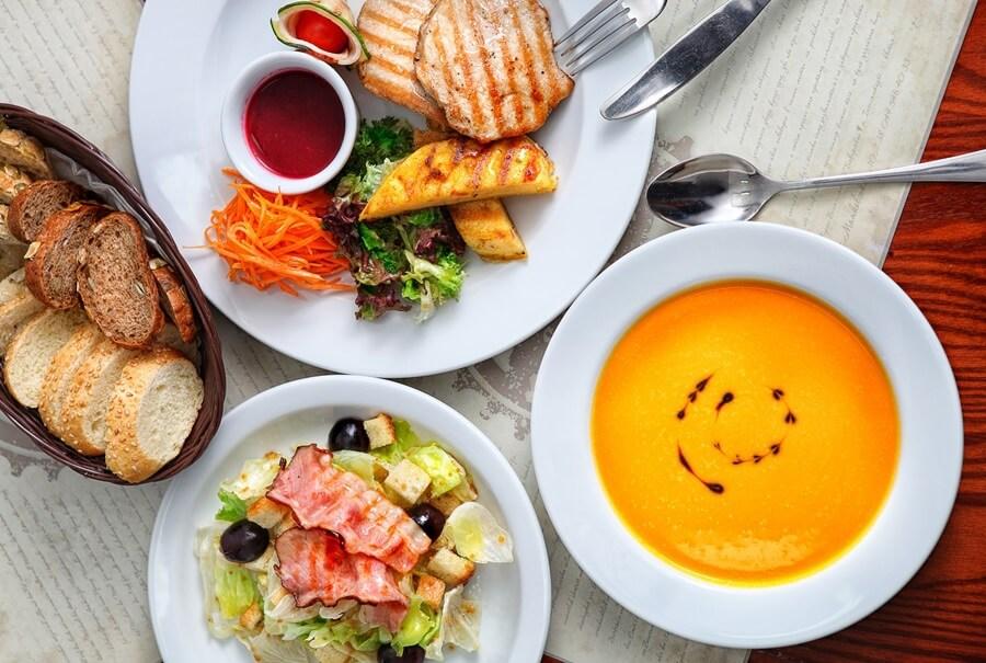 Что приготовить на обед быстро и вкусно : рецепты с фото и ...
