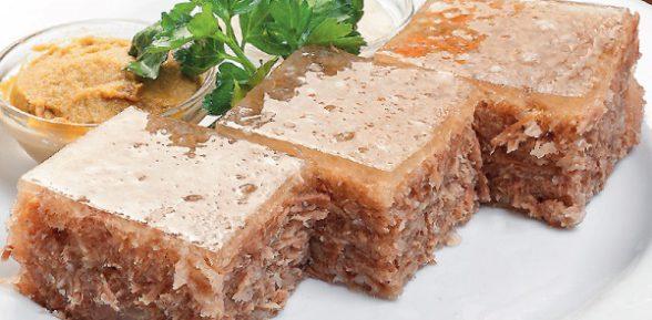 Рецепты студня из говядины