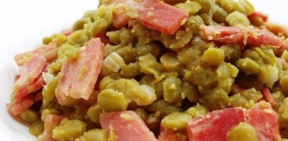 Вкусные рецепты гороховой каши