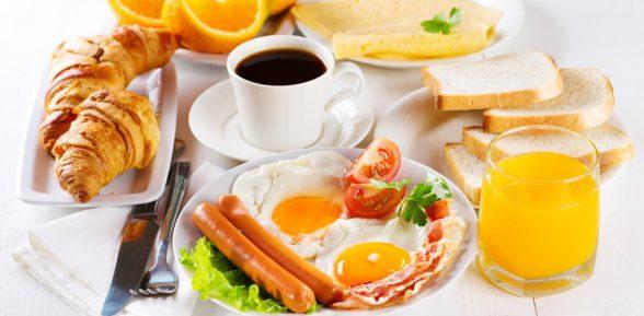 Готовим на скорую руку вкусные и полезные завтраки для всей семьи