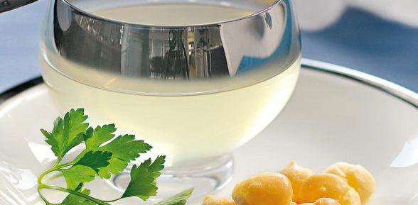 Уникальное изобретение французских кулинаров – бульон консоме