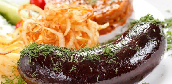 Кровянка с гречкой в домашних условиях: 2 простых рецепта