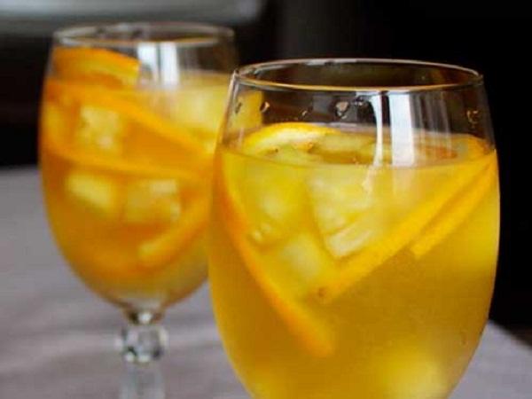 Персиковый пунш