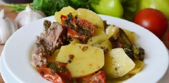 Хашлама из баранины: простой рецепт среднеазиатского блюда