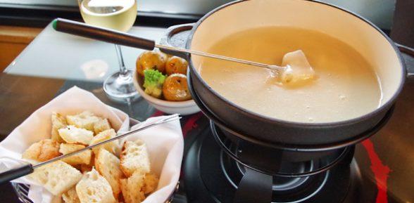 Простые рецепты сырного фондю в домашних условиях