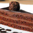 """Шоколадный торт """"Трюфель"""""""