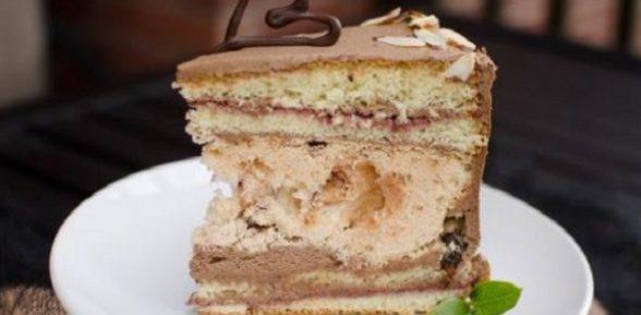 Как приготовить в домашних условиях киевский торт?