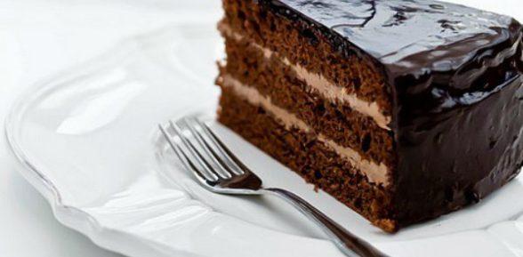 Классическая Прага – знаменитый шоколадный торт в домашних условиях