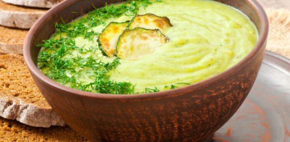 Как быстро и просто приготовить кабачковый суп-пюре: 3 пошаговых фото-рецепта.