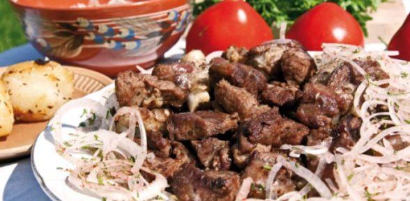 Как приготовить узбекское блюдо казан-кебаб