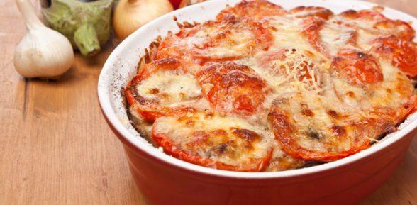 Ужин в стиле Медитеррана: как приготовить вкусную мусаку с фаршем, картошкой и баклажанами в домашних условиях